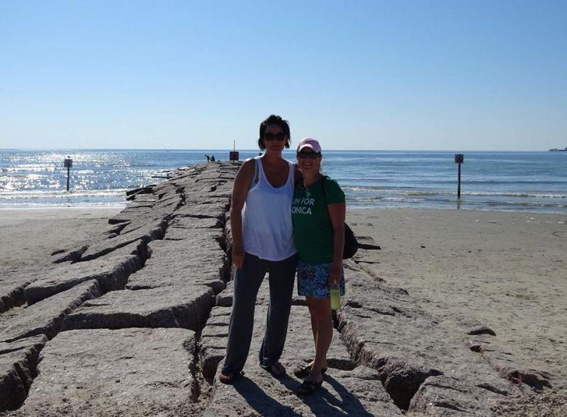 Kristin and I